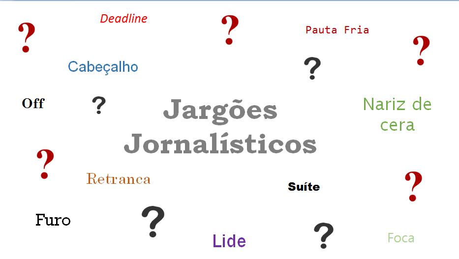 Conheça os jargões jornalísticos mais utilizados na profissão