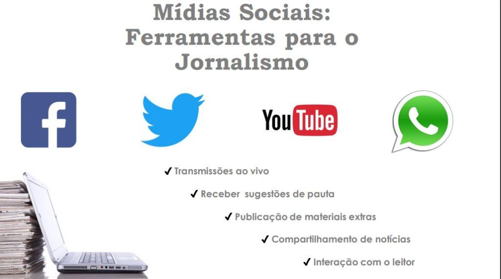 Destaque nas redações usando o Jornalismo em tempos de mídias sociais