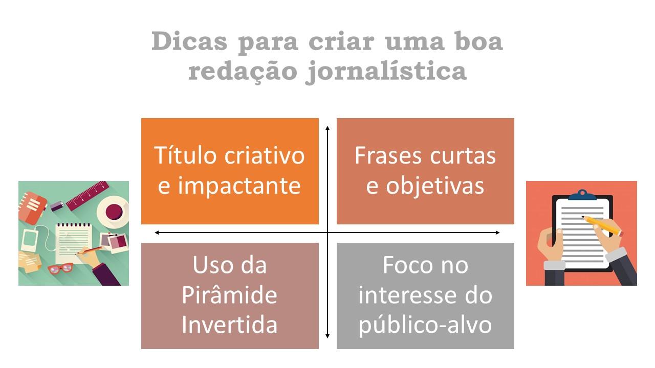 Como fazer uma Redação Jornalística