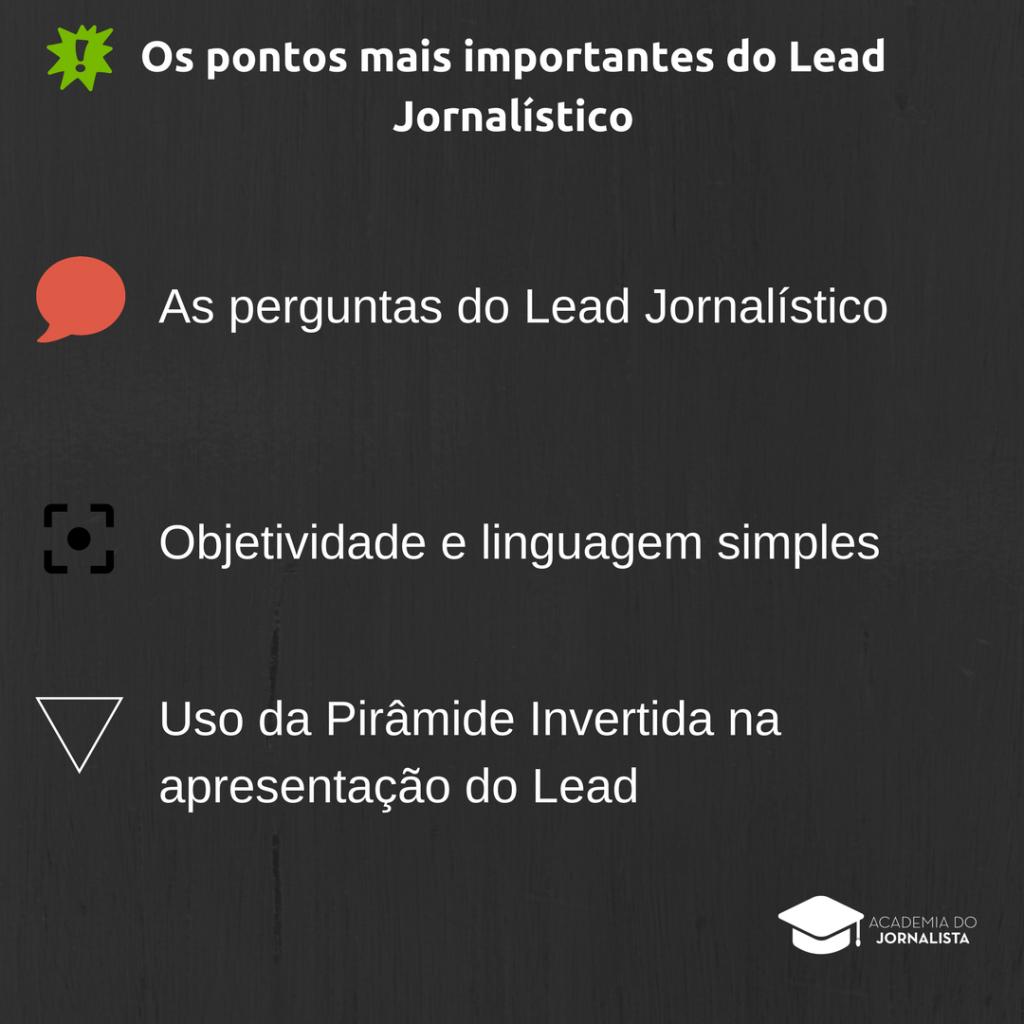 Descubra os Pontos mais Importantes do Lead Jornalístico