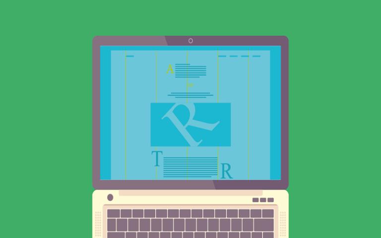 Descubra como analisar e organizar a estrutura de texto para a web