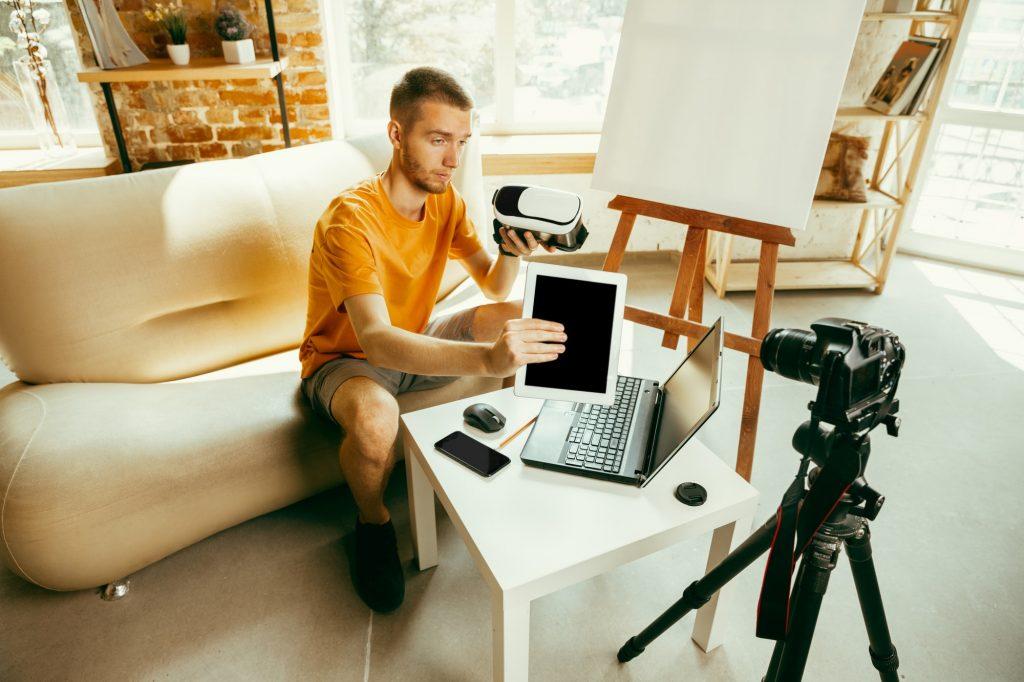 05 itens obrigatórios para se criar um blog para jornalista.