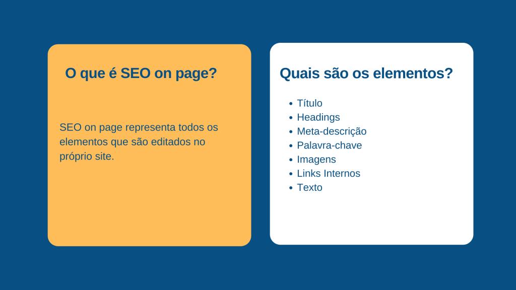 SEO on page: conheça formas de otimizar seu site
